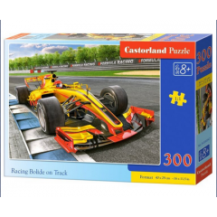 Puzzle Castorland - Racing bolide on track, 300 piese (030347)