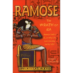 Ramos. The Wrath of Ra - Carole Wilkinson - Editura Catnip
