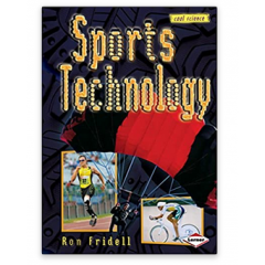 Sports Technology (Cool Science) - Ron Fridell - Editura Lerner