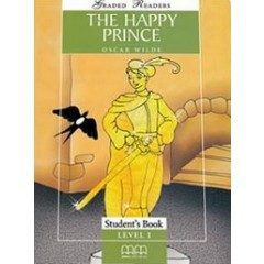 The happy prince (pack) – student's book level 1 + CD