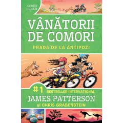 Vanatorii de comori. Vol. VII. Parada de la antipozi - James Patterson, Chris Grabenstein - Editura Corint Junior