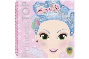 Princess top - design hairstyle