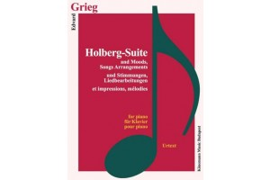 Grieg, Holberg Suite