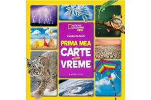 Prima mea carte despre vreme - National Geographic Kids