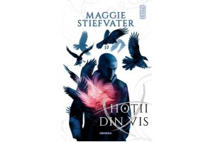 Fratia Corbilor. Hotii din vis Vol.2 (The Dream Thieves) - Maggie Stiefvater - Editura Nemira