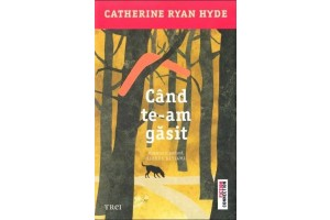 Cand te-am gasit (When I Found You) - Catherine Ryan Hyde - Editura Trei