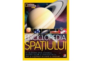 Enciclopedia spatiului – National Geografic Kids