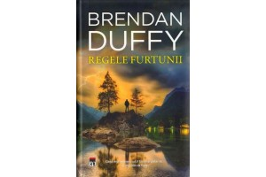 Regele furtunii (The Storm King) - Brendan Duffy - Editura Rao