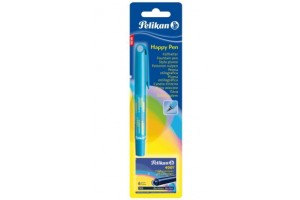 Stilou happy pen + 6 patroane 930347 Pelikan