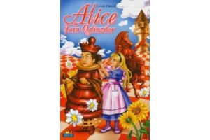 Alice in tara oglinzilor - Lewis Carroll - Editura Nicol