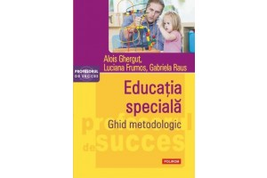 Educatia speciala – ghid metodologic