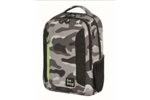 Rucsac Be Bag, model Be Adventurer motiv Camouflage 24800044 - Herlitz