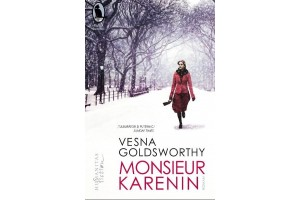 Monsieur Karenin - Vesna Goldsworthy - Editura Humanitas Fiction