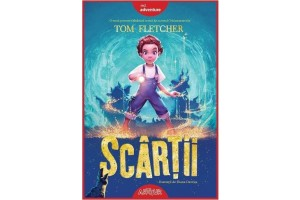 Scartii (The Creakers) - Tom Fletcher - Editura Art