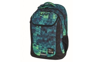 Rucsac Be Bag, model Be Active motiv Magic Triangle 24800174 - Herlitz
