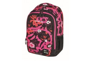 Rucsac Be Bag, model Be Ready, motiv Pink Summer 24800280 - Herlitz