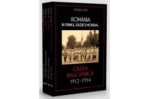 Set Romania in Primul Razboi Mondial (4 volume)