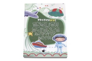 Preschool – English Science Activity Book
