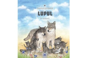 Animale salbatice in natura - Lupul