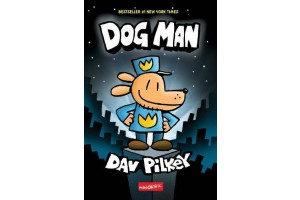 Dog Man - Dav Pilkey - Editura Art
