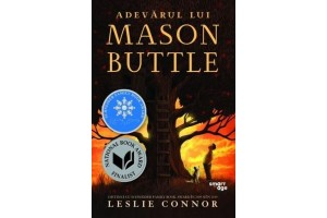 Adevarul lui Mason Buttle - Leslie Connor - Editura Corint Junior