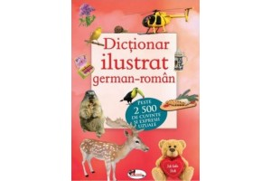 Dictionar ilustrat german-roman - Editura Aramis