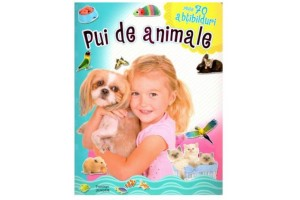 Pui de animale - 70 de abtibilduri