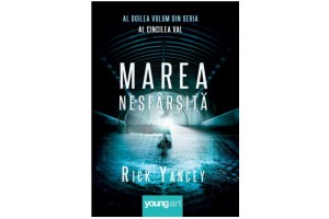 Al cincilea val Vol 2 - Marea nesfarsita (The 5th Wave 2 - The Infinite Sea) - Rick Yancey - Editura Art