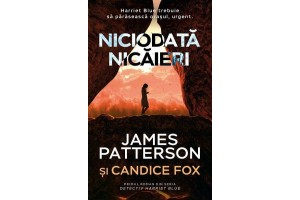 Niciodata nicaieri - James Patterson, Candice Fox - Editura Rao