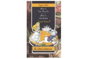 Alice in tara minunilor (Alice in Wonderland) - Lewis Carroll - Editura National