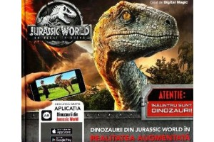 Jurassic World. Un regat in ruina