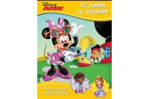 Disney Junior-Coloram si ne jucam
