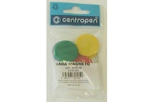 Magneti tabla 6/set 28mm Centropen
