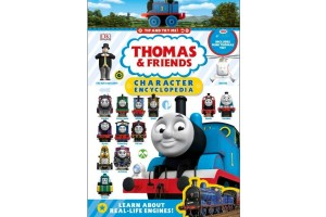 Thomas & Friends. Character encyclopedia - Editura Dorling Kindersley