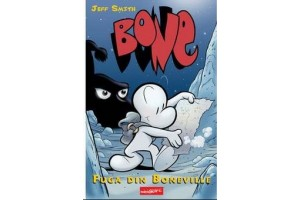 Bone. Fuga din Boneville - Jeff Smith - Editura Art