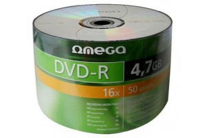DVD-R freestyle 50/PA Omega