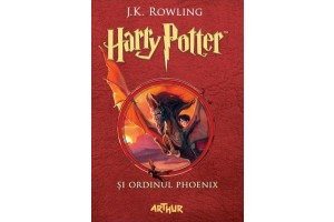 Harry Potter si Ordinul Phoenix (vol. 5) - J.K. Rowling - Editura Art
