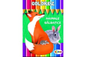 Colorez - Animale salbatice