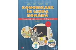 Manual de comunicare in limba romana pentru clasa a I-a, semestrul II, pentru scolile si sectiile cu predare in limba germana. Include CD cu varianta digitala, avand un continut similar variantei tiparite. In plus, pe CD se gasesc o serie de activitati mu