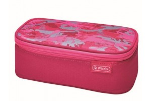 Necessaire Be.Bag Beat Box Motiv Camouflage pink 50015252 - Herlitz