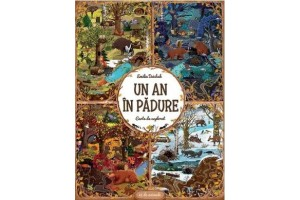 Un an in padure. Carte de explorat