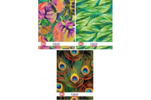 Caiet A4 80 file tropical DR 9472050 Herlitz