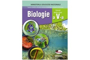 Biologie - Clasa 5 + Cd - Manual