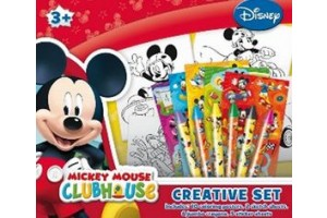 Set creativ Mickey Mouse club Daco