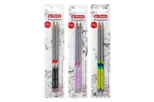 Creion grafit My pen HB 2/set 1078695/2 Herlitz