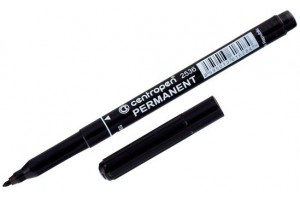Marker permanent 1mm 2536 Centropen