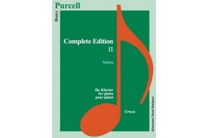 Purcell Complete Edition II Suites