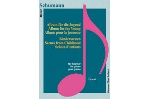 Schumann - Album for the young, scenes from childhood (for piano)