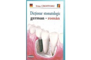 Dictionar stomatologic german-roman