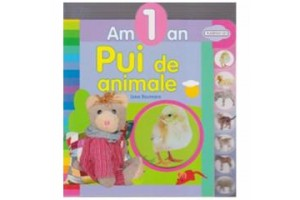 Pui de animale - am 1 an